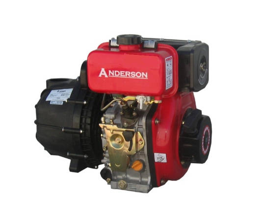 "2"" Anderson Powered Poly Pump"