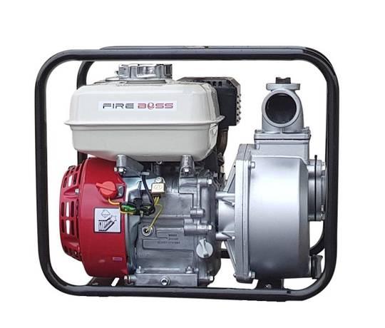 """2"""" Fireboss® Honda Powered Semi Trash Water Pump"""