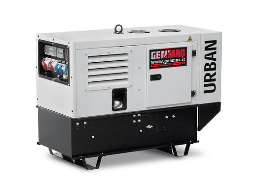 Genmac Yanmar Powered G15000YS Generator 14.9kVA Silenced