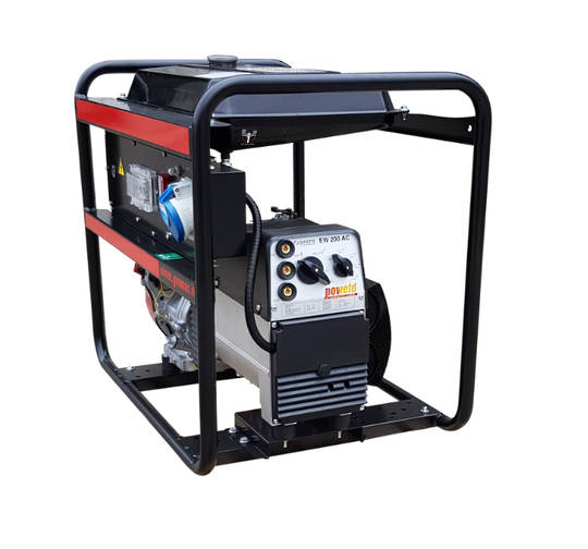GENMAC Honda Powered Welder/Generator