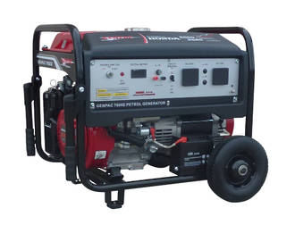 Genpac 7800E 6.5kW Honda Powered Generator