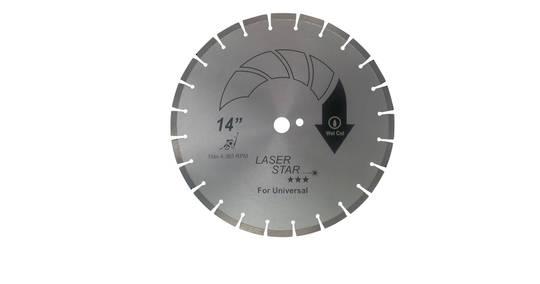 "16"" Laser Star Diamond Blade"