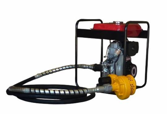 "Yanmar 3"" Powered Flexi-Drive Pump"