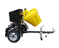 R190 Concrete Mixer Road Towable