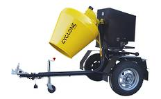 CYCLONE R190 Concrete Mixer Road Towable - Electric 230v