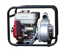 "2"" Fireboss® Honda Powered Semi Trash Water Pump Electric Start"