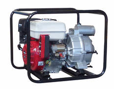 "3"" Honda Powered Trash Electric Start Pump"