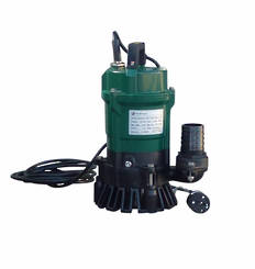 "2"" Reid Drainvac 400 Semi-Vortex Drainage Submersible Pump - No Float Switch"