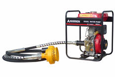 "Anderson Diesel 3"" Flexi-Drive Pump Electric start"