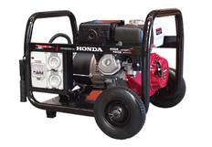 Genpac 4800 4.5kW Honda Powered Worksite Generator RCD