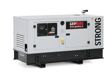 Genmac Perkins Powered Strong G45PS Generator 45kVA Silenced
