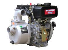 "2"" Yanmar Powered Semi Trash Pump Electric Start - No Frame"