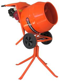 Altrad Belle Mini Concrete Mixer Petrol