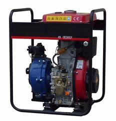 Yanmar Diesel 382 Fireboss® Twin Impeller Water Pump Electric start