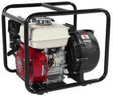 "2"" Honda Powered Poly Pump"