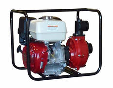 "3"" Honda Powered Fireboss® High Pressure Water Pump El. St"