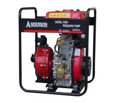 "2"" Anderson Powered Fireboss® High Pressure Water Pump"