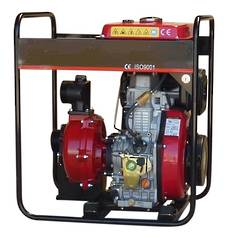 "Yanmar 3"" Fireboss® High Pressure Water Pump"