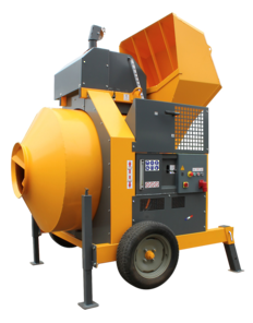 Belle RB800B Skip Feed Concrete Mixer - Three Phase Electric