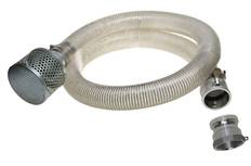 "1"" Suction Hose Kit 4M"