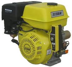 Titan 9HP Engine Electric Start
