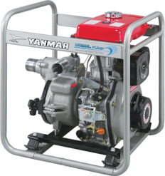 "Yanmar 3"" Trash Pump Electric Start"