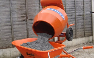 Belle concrete mixer (2)-227-911