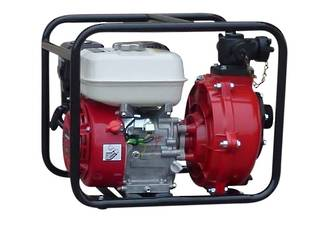 Honda Powered 381 Fireboss® High Pressure Water Pump - Firefighting