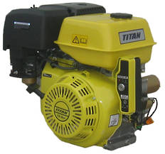 Titan 17HP Engine, Electric Start
