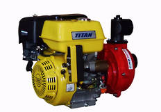 "3"" Titan Fireboss® High Pressure Water Pump 16HP Elec start"