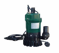 "2"" Reid Drainvac 400 Semi-Vortex Drainage Submersible Pump - Float Switch Included"