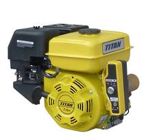 Titan 7.5HP Electric Start Engine