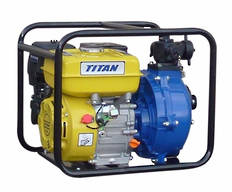 "1½"" Titan Fireboss® Twin Impeller Water Pump"